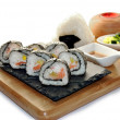 Sushi meal — Stock Photo