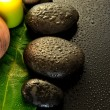 Stock Photo: Stones for massage