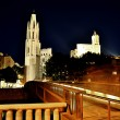 Girona chatedral — Stock Photo