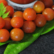 Tomato cherry — Stock Photo