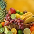 Fruits — Stock Photo #37642495