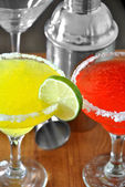 Margarita cocktail — Stock Photo