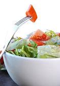 Salatschüssel — Stockfoto