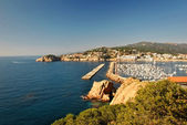 Costa Brava beach in Spain — Stockfoto