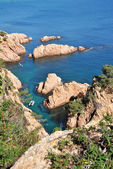 Costa Brava beach in Spain — Photo