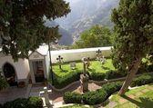 Catholic cemetery — Stock Photo