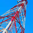 Stock Photo: Radio tower