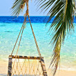 Beach hammock — Stock Photo #23211054