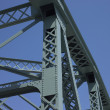Structure of a bridge — Stock Photo