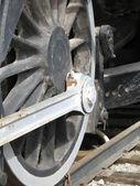 火车轮 — 图库照片
