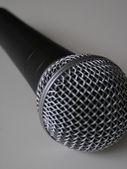 Mikrofon — Zdjęcie stockowe