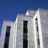 Betonnen gebouw — Stockfoto