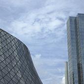 ガラスの建物 — ストック写真