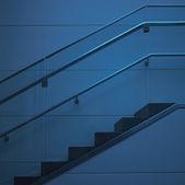Modern staircase — Stock Photo