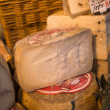 Foto de Stock  : Various cheeses