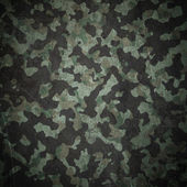 Grunge military camouflage background — Stock Photo