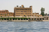 Life on the River Nile in Egypt — Stock Photo
