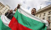 Bulgaria Protest Anti Government — Stock Photo