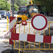 Road construction — Stock Photo #25203919