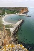 Bolata beach Kaliakra — Stock Photo