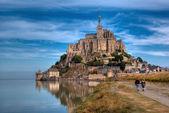 Le Mont Saint-Michel — Stock Photo