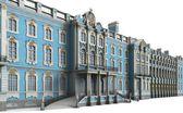 Catherine palace 10 — Stock Photo