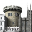 Stock Photo: Dublin Castle 3