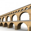 Pont du Gard 6 — Stock Photo
