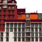 Potala palace — Stock Photo