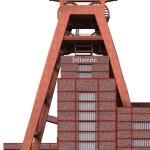 Zeche Zollverein 4 — Stock Photo