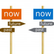 Now Past Future — Stock Photo #22588453