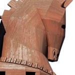 Trojan Horse in Turkey — Stock Photo