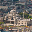 New Mosque in Istanbul Turkey — Stock Photo