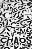 Chaos — Stock Photo