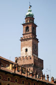 Vigevano italy — Stock Photo