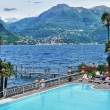 Bellagio Italien — Stockfoto