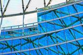 Mediolan Włochy porta nuova nowych wieżowców budynku — Zdjęcie stockowe