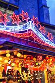 Mercado de Natal — Fotografia Stock
