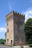 イタリア pizzighettone pc の古代壁村 — ストック写真
