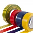 Insulating tape - Stock Photo