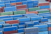 Containers — Fotografia Stock