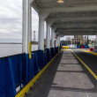 Stock Photo: Ferry boat N.M. Lucien-L.