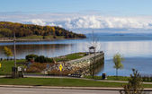 La Malbaie, Qc, Canada — Stock Photo