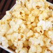 Stock Photo: Popcorn bowl