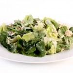 Caesar salad — Stock Photo #23297744