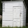 Stock Photo: Old shed