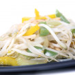 Chow mein — Stock Photo
