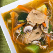 Tom yum oup — Stock Photo