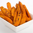 Sweet potato fries — Stock Photo #34970539
