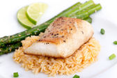 Mahi mahi fillet — Stock Photo